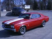 1970 Chevrolet 396 V8 Engine