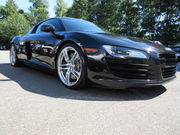 2009 Audi R8 coupe