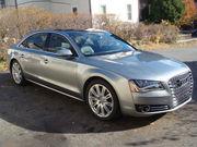 2013 Audi A8 L Premium Plus