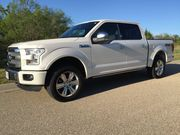 2015 Ford F-150Platinum