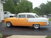 1955 Chevrolet Bel Air150210 2 Door SDN