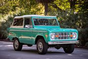 1975 Ford Bronco 508 miles