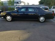 2004 Cadillac DeVille Armored
