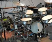 Roland TD-20S V-Pro Electronic Drum Set--$1850usd
